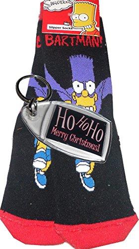 Los niños calcetines de Bart Simpson - BARTMAN encojidos ...