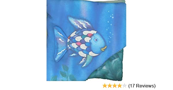 Rainbow fish gift of sharing cloth book marcus pfister rainbow fish gift of sharing cloth book marcus pfister 9780735823112 amazon books fandeluxe Gallery