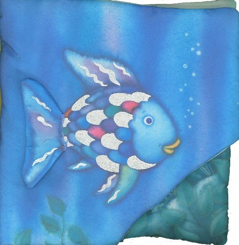 Rainbow Fish Gift of Sharing: Cloth Book pdf epub