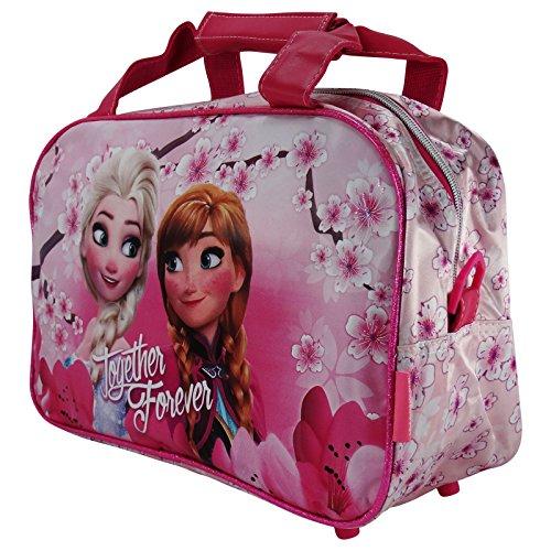 Disney Frozen Blossom Tasche Henkeltasche Gym Fitness Fahrt Reise