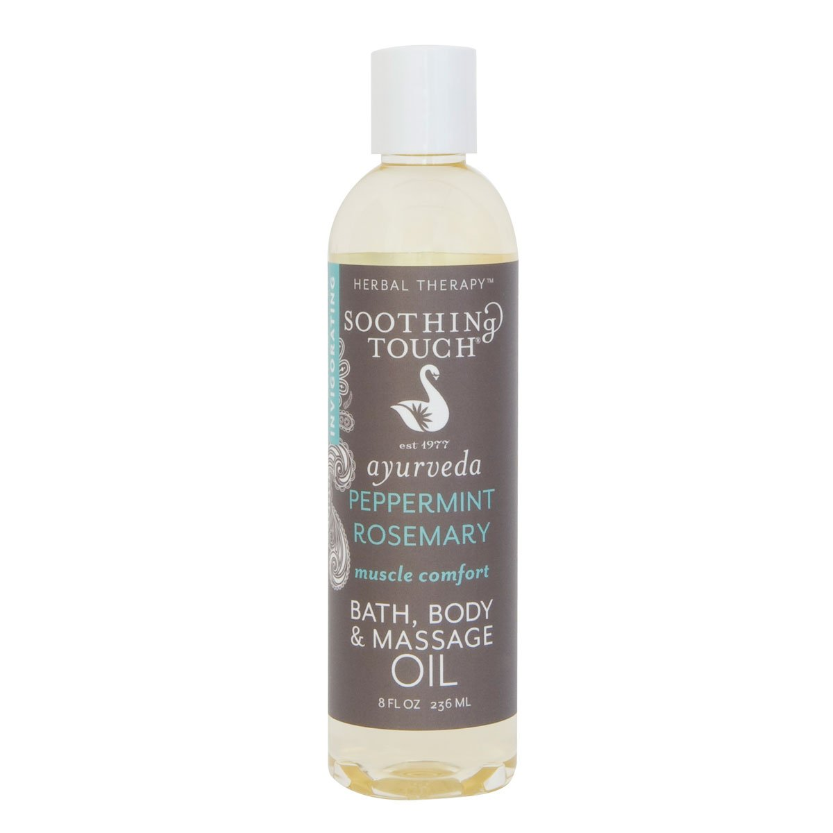 Soothing Touch W67366MC Bath and Body Oil Muscle Comfort, 8-Ounce