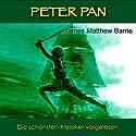 Peter Pan Hörbuch von James Matthew Barrie Gesprochen von: Heiner Lamprecht