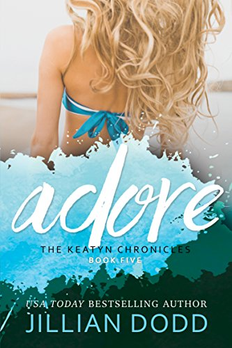 Adore Me Keatyn Chronicles Book ebook product image