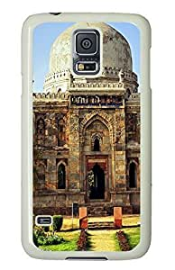 unique Samsung S5 cover Geographical Landscape Id05 PC White Custom Samsung Galaxy S5 Case Cover