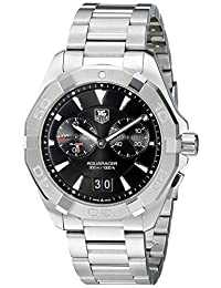 TAG Heuer Men's WAY111Z.BA0910 Analog Display Quartz Silver Watch