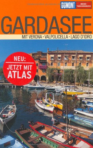 DuMont Reise-Taschenbuch Gardasee