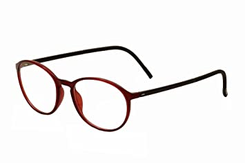 8d1078f276bb Image Unavailable. Image not available for. Color: Silhouette Eyeglasses  SPX Illusion Full Rim 2889 6062 Optical Frame 49x17x135mm