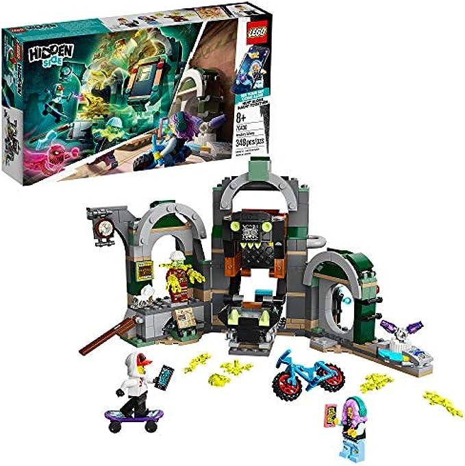 LEGO Hidden Side Newbury Subway 70430