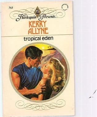 book cover of Tropical Eden