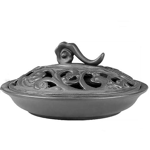 Quemador XWQBH19064256 Quemador de incienso de cerámica para ...