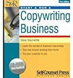 img - for [ Start & Run a Copywriting Business [With CDROM] BY Slaunwhite, Steve ( Author ) ] { Paperback } 2005 book / textbook / text book