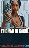 SAS, tome 25 : L'homme de Kabul par Villiers