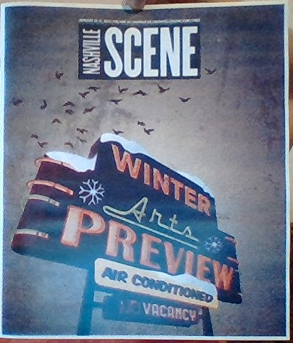 Winter Arts Preview / Charles Robert Bone Aims to Be Mayor of