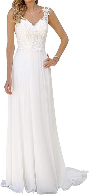 JAEDEN Robes de mariée Longue Robe de Mariage