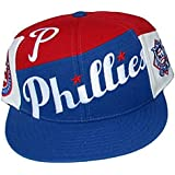 Philadelphia Phillies FALL Fitted Size 7 1/4 Cooperstown Collection Throwback Colors Hat Cap