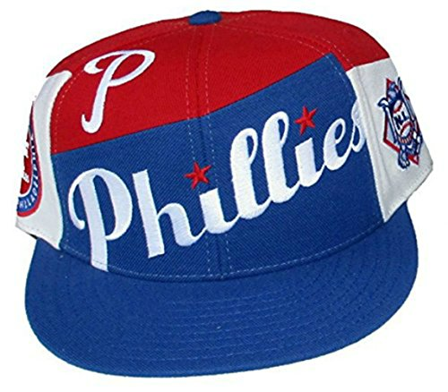 Philadelphia Phillies FALL Fitted Size 7 1/4 Cooperstown Collection Throwback Colors Hat (Phillies Cooperstown Collection)