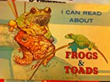 I Can Read About Frogs and Toads, Ellen Schultz, 089375210X