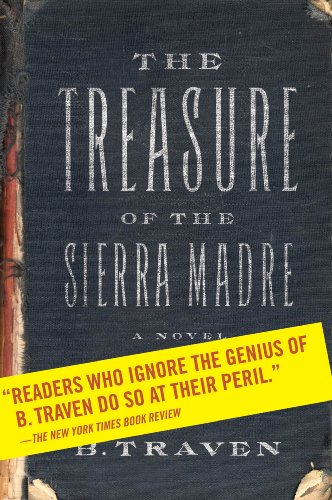 Book cover for The Treasure of the Sierra Madre