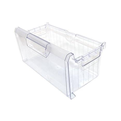 Genuino NEFF nevera congelador cajón inferior 357868: Amazon.es ...