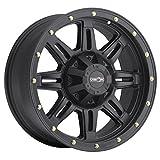 Vision 400 - Incline 18x9 5x127 0et Matte Black Wheels Rims