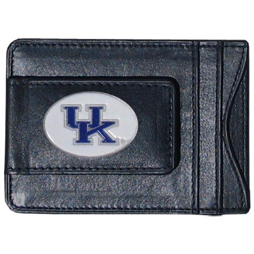 NCAA Kentucky Wildcats Cash and Card Holder