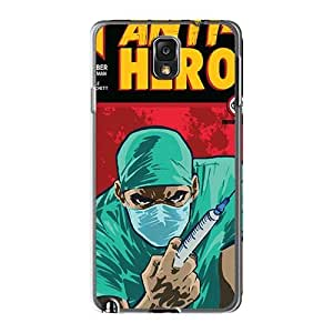 RichardBingley Samsung Galaxy Note3 Great Hard Cell-phone Case Support Personal Customs Lifelike Big Hero 6 Pattern [jeA10930oYoh]