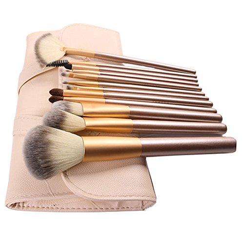 V-noah 12 laine Beige fait main de Perse Senior Brush Set combinaison professionnelle