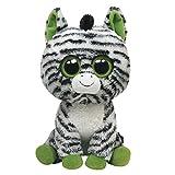 Ty Beanie Boos Buddy - Zig-Zag the Zebra