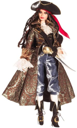 Barbie 2007 Pirate Collectible Gold Label]()