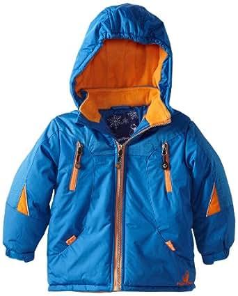 Amazon.com: Rugged Bear Baby Boys' Solid Ski Jacket, Royal