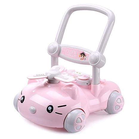 SLC A + B con Música Bebé Andador Multifunción De Velocidad ...