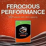 Seagate FireCuda 1TB Solid State Hybrid Drive