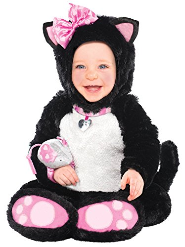 Infant Sized Itty Bitty Kitty Costume 12-18 Months
