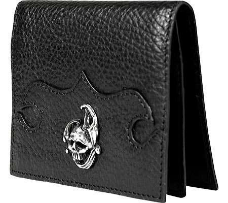 Zeyner Card Men's Card Small Men's Zeyner Black Leather Case Case PR7fU