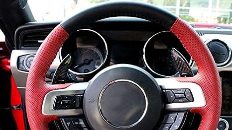 Fibre de carbone Dsg Paddle Extensions de la roue 2 pcs pour Accessoire de voiture FDMSDSG