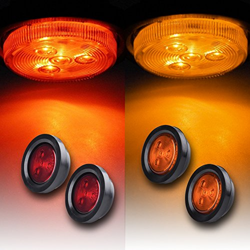 2 1/2 Inch Round Led Lights - 7