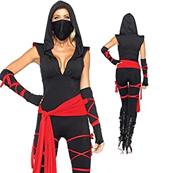 Amazon.com: Princess Ninja Kunoichi for Women Cosplay ...