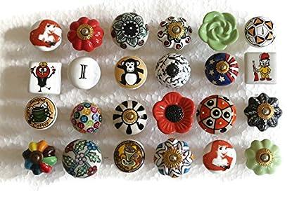 Indian Handicrafts Mandala Knobs Wholesale Knobs Cabinet Knobs