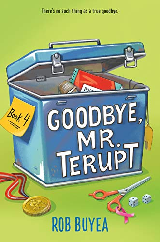 Book Cover: Goodbye, Mr. Terupt
