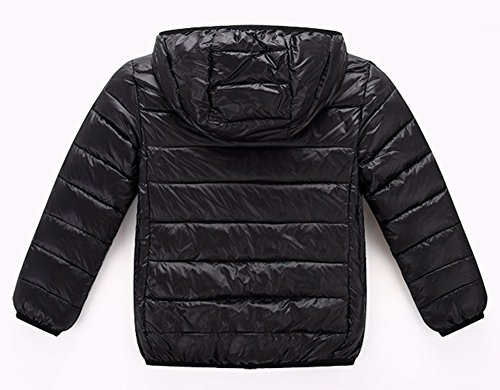 Jacket Chic Black Children Black Down Boys Lemonkids;® Winter Girls Lightweight Anoraks pSPAXnB