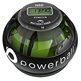 New NSD Powerball 280Hz Autostart Pro Hand Grip Exerciser and Forearm Exerciser, Strengthens Forearm Muscles, Rehabilitates Wrist Pain and Wrist Fractures