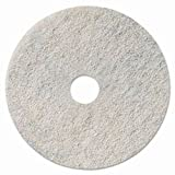 MMM35085 - Niagara Natural White Burnishing Pad