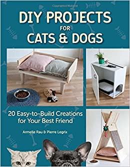 Diy Projects For Cats And Dogs 20 Easy To Build Creations For Your