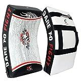 Tigon Kick shield Gel Strike Shield Punch Bag Focus Kick Pad Punching Boxing MMA Martial Arts Training Arm (THIS IS SINGLE ITEM)