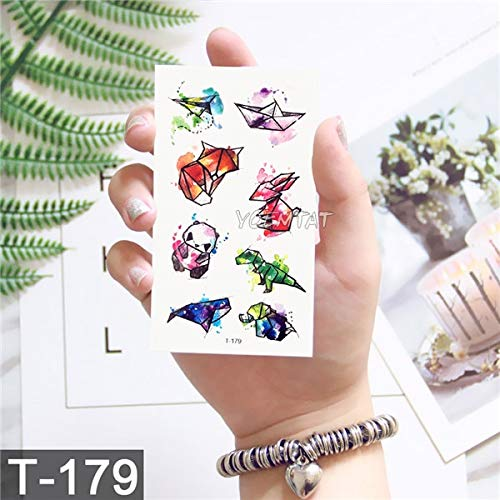 Zhuhuimin 5pcs Impermeable Tatuaje Mangas del Tatuaje Mar Golf ...