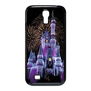S4 Case,Galaxy S4 Case,Fairy Tales Pattern Samsung Galaxy S4 Protective Case Hot Sale Black/ White,Samsung S4 Case Cover
