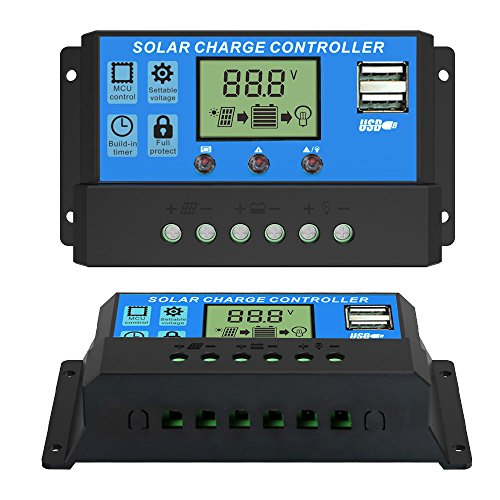 Battery Charger From Solar Panel - 5