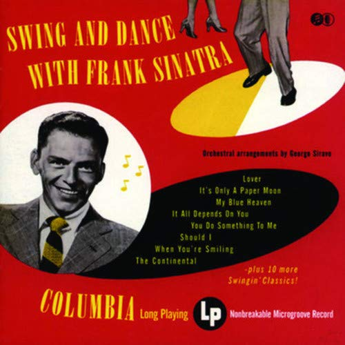 Swing And Dance With Frank Sinatra ()