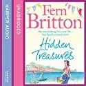 Hidden Treasures Audiobook by Fern Britton Narrated by Fern Britton