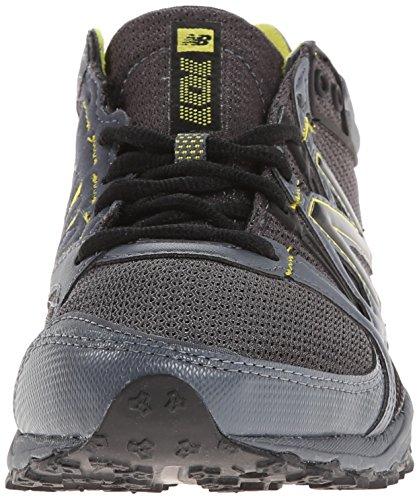 888546341500 - New Balance Men's MT101 Trail Shoe, Grey/Black, 10.5 D US carousel main 3